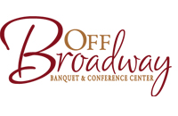 Off Broadway Banquet Center Logo